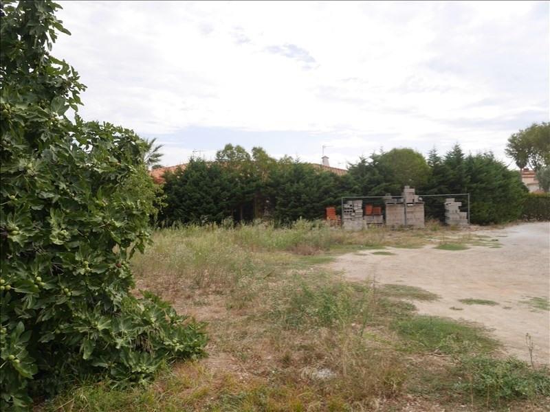 Revenda terreno St laurent de la salanque 102000€ - Fotografia 3