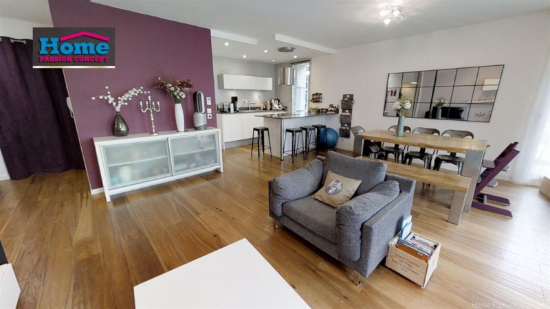 Vente appartement Nanterre 405 000€ - Photo 3