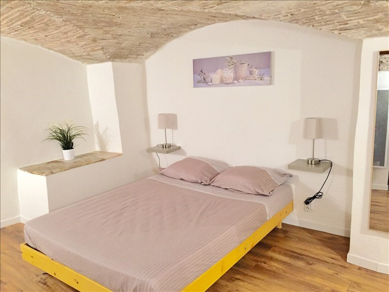 Rental apartment Antibes 750€ CC - Picture 9