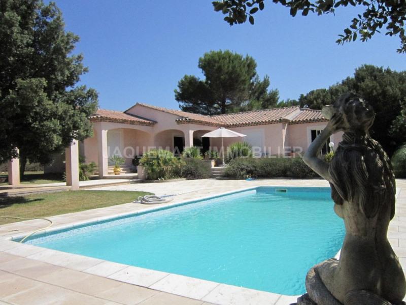 Venta de prestigio  casa Pelissanne 780000€ - Fotografía 1