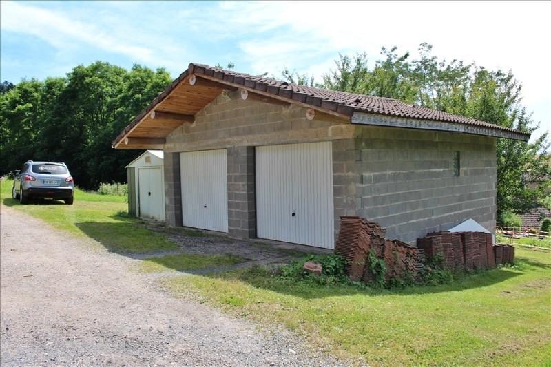 Vente maison / villa Moyenmoutier 169000€ - Photo 5