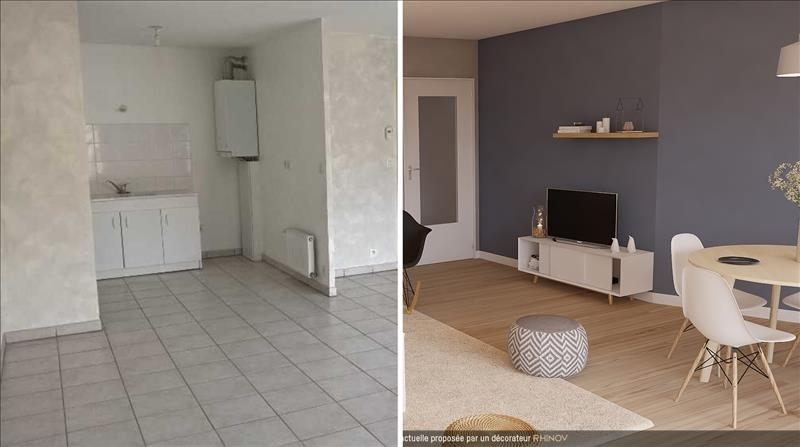 Vente appartement Villeurbanne 220000€ - Photo 1