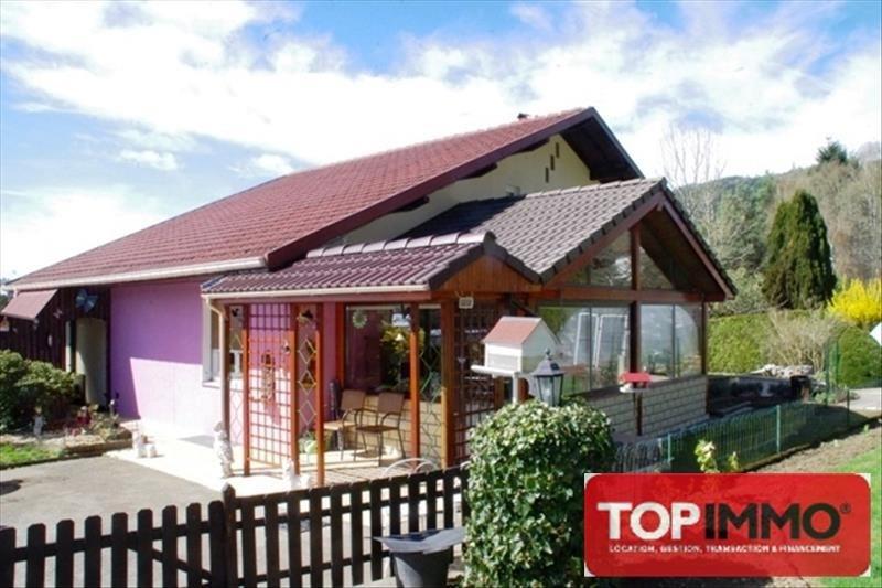 Vente maison / villa Saulcy sur meurthe 179500€ - Photo 1