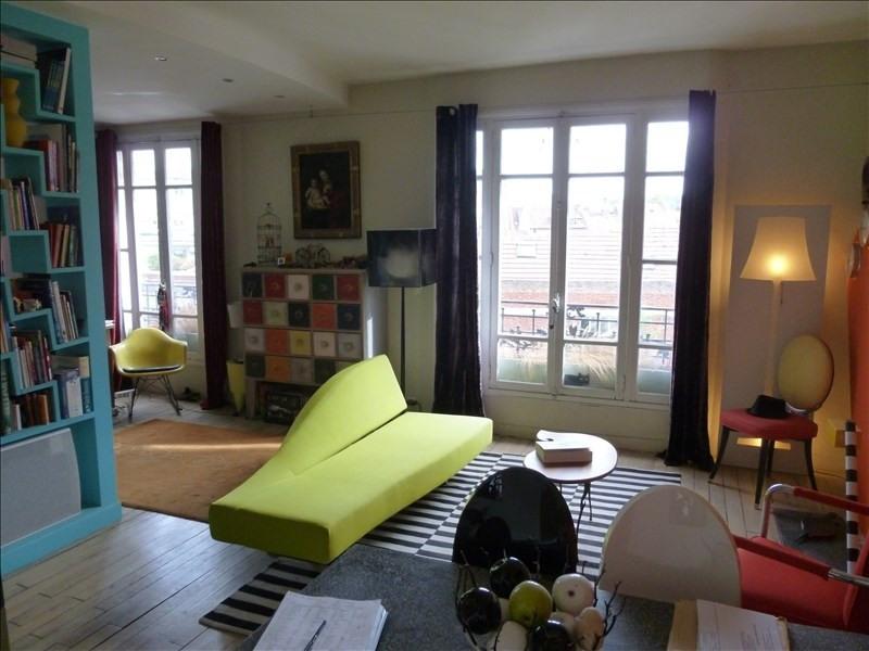 Vente appartement Paris 19ème 384000€ - Photo 3