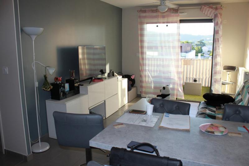 Sale apartment Saint-romain-en-gal 147000€ - Picture 2