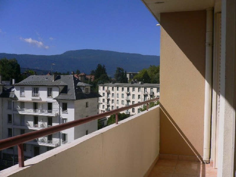 Location appartement Chambery 499€ CC - Photo 1