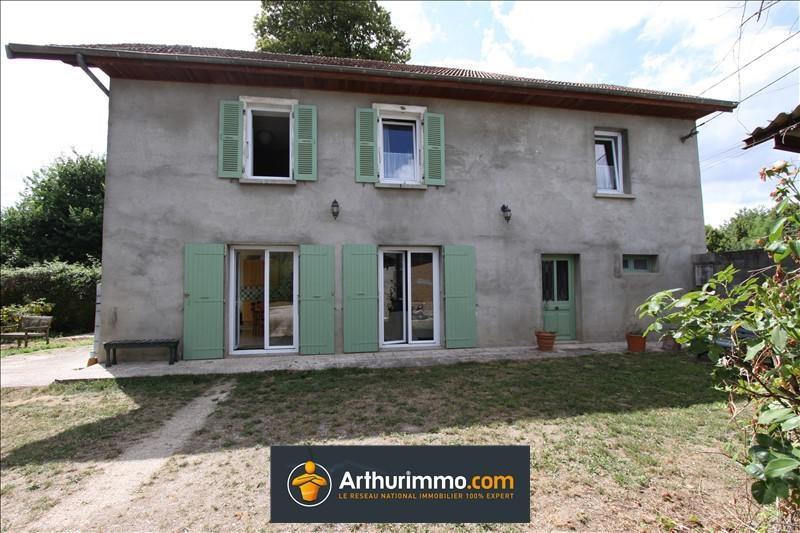 Sale house / villa St andre le gaz 260000€ - Picture 1