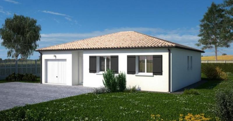 Maison  4 pièces + Terrain 1300 m² Blaye par Priméa GIRONDE