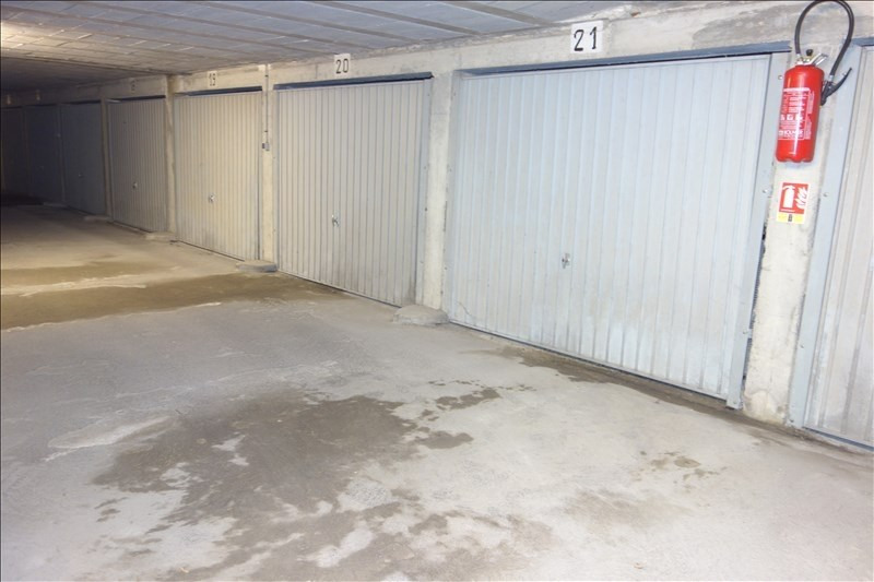 Vente parking La roche sur yon 8 500€ - Photo 1