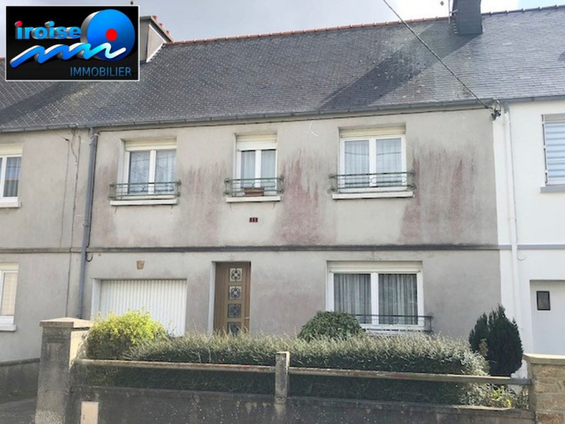 Vente maison / villa Brest 138700€ - Photo 1