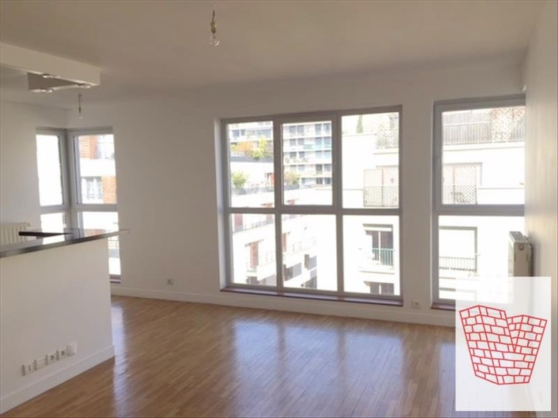 Rental apartment Courbevoie 1600€ CC - Picture 2