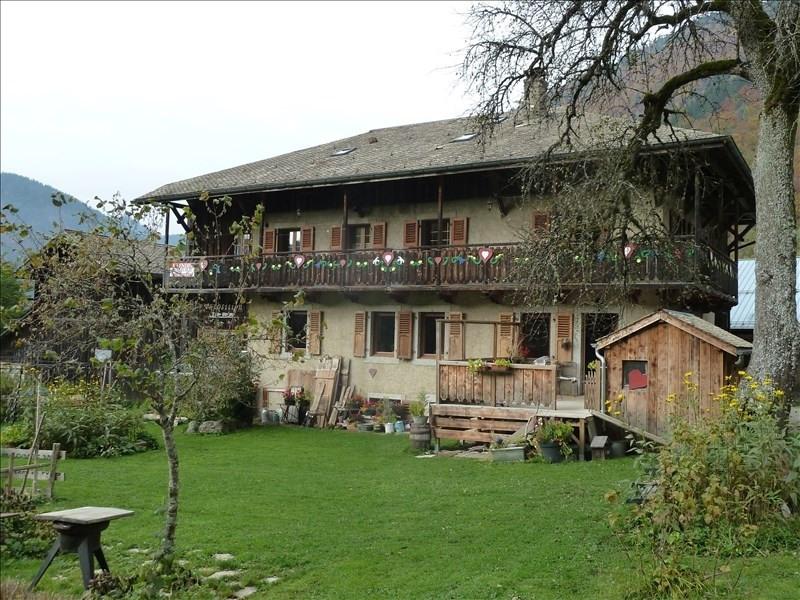 Verkoop van prestige  huis Montriond 990000€ - Foto 1