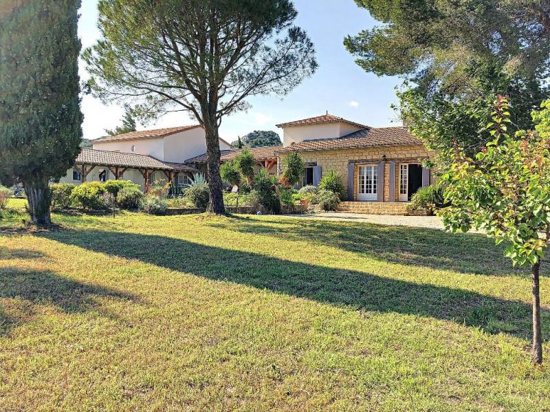 Revenda residencial de prestígio casa Villeneuve les avignon 955000€ - Fotografia 12