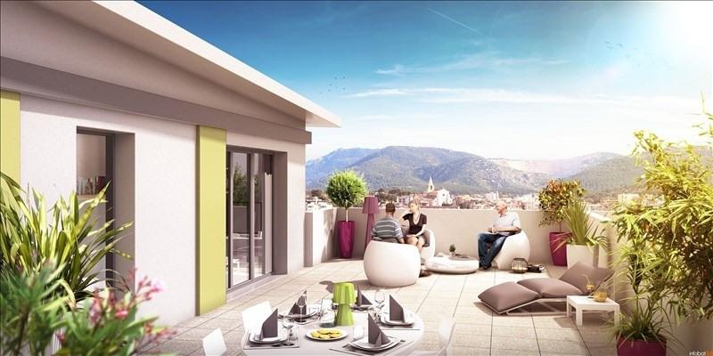 Sale apartment Aubagne 348000€ - Picture 1