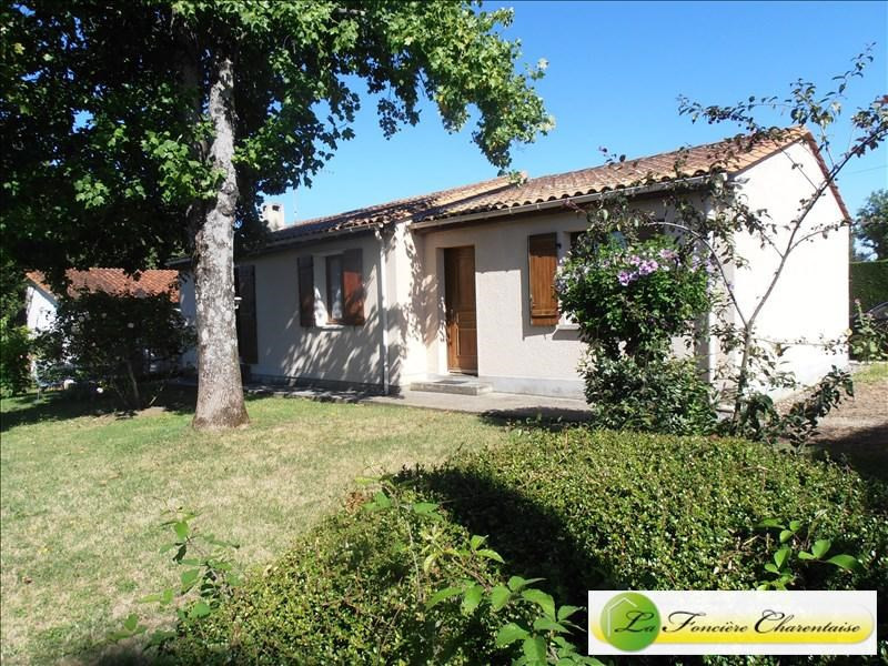 Sale house / villa Champniers 149650€ - Picture 1