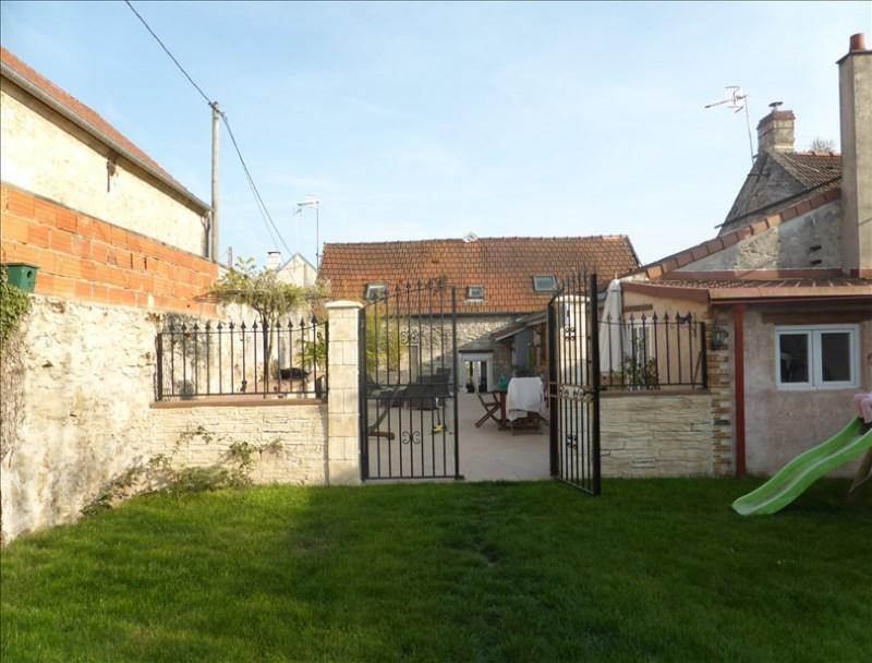 Sale house / villa Crepy en valois 270000€ - Picture 1