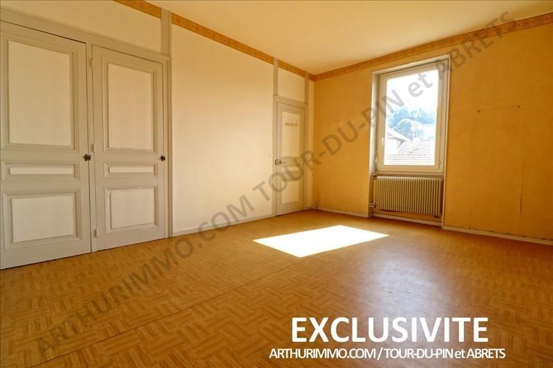 Vente maison / villa La tour du pin 129000€ - Photo 4