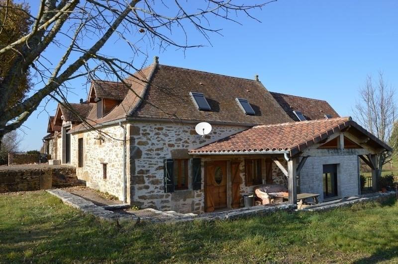 Vente maison / villa Figeac 265000€ - Photo 1