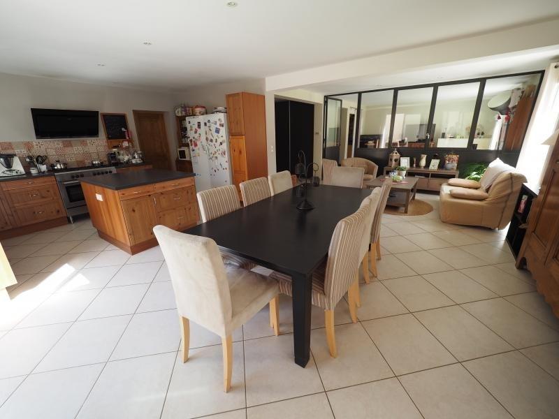 Venta  casa St laurent la vernede 363200€ - Fotografía 5