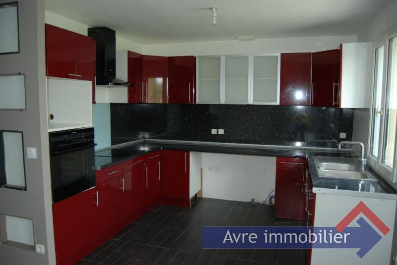 Rental house / villa Verneuil d avre et d iton 703€ CC - Picture 3