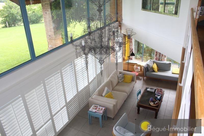 Vente de prestige maison / villa 15 mns pibrac 730000€ - Photo 3