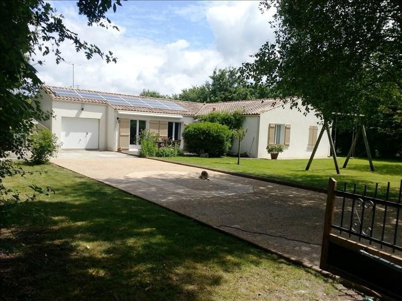Vente maison / villa Ardillieres 326120€ - Photo 1