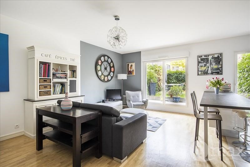 Vente appartement Asnieres sur seine 469000€ - Photo 1