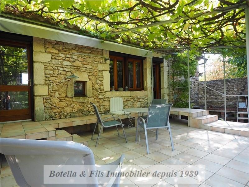 Vente maison / villa Goudargues 345000€ - Photo 14