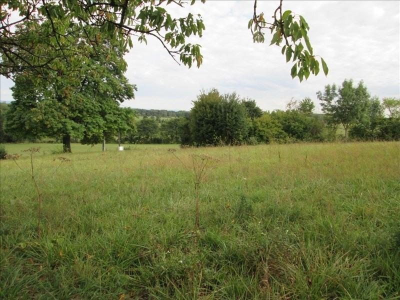 Vente terrain Montrevel en bresse 71000€ - Photo 3