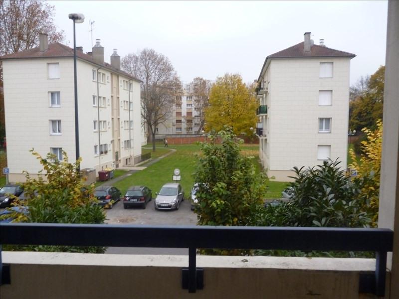 Rental apartment Chelles 590€ CC - Picture 2