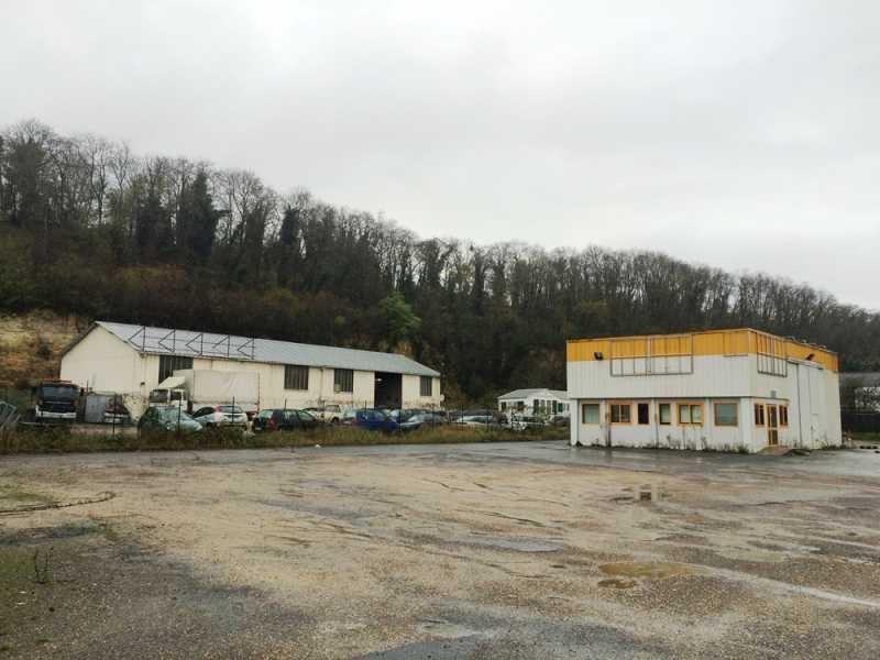 Vente Local d'activités / Entrepôt Saint-Leu-d'Esserent 0