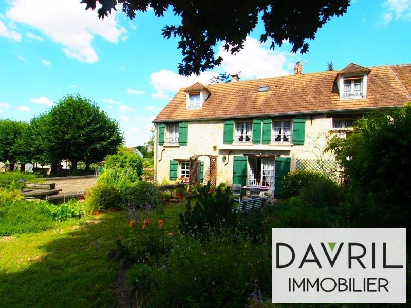 Sale house / villa Neuville sur oise 735000€ - Picture 1