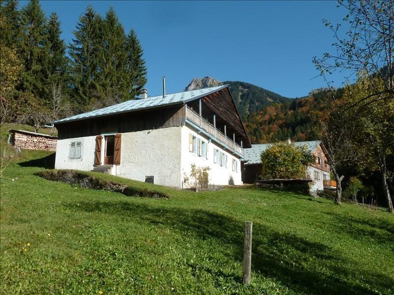 Verkoop  huis Saint jean d aulps 495000€ - Foto 1