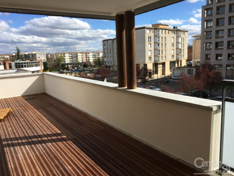 Rental apartment Colomiers 585€ CC - Picture 1
