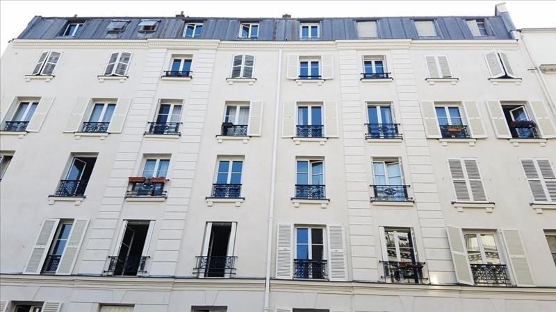 Rental apartment Paris 18ème 1200€ CC - Picture 6