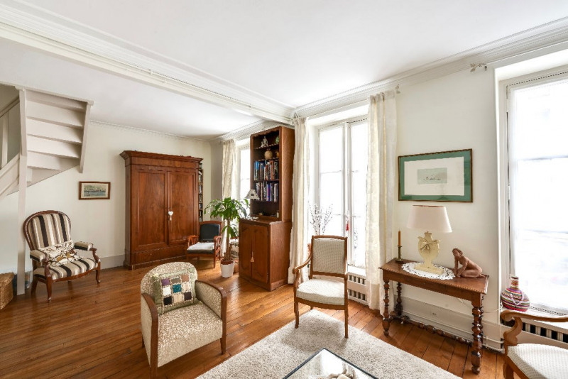 Deluxe sale apartment Paris 17ème 1 260 000€ - Picture 2