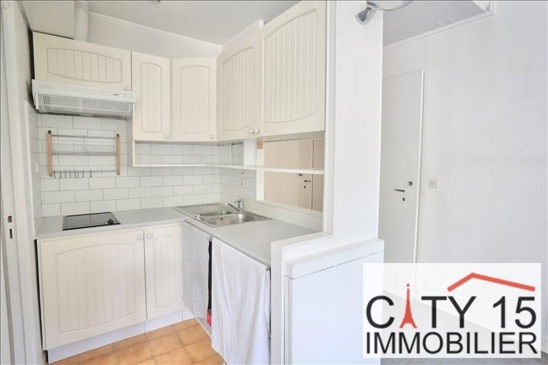 Venta  apartamento Paris 15ème 297000€ - Fotografía 2
