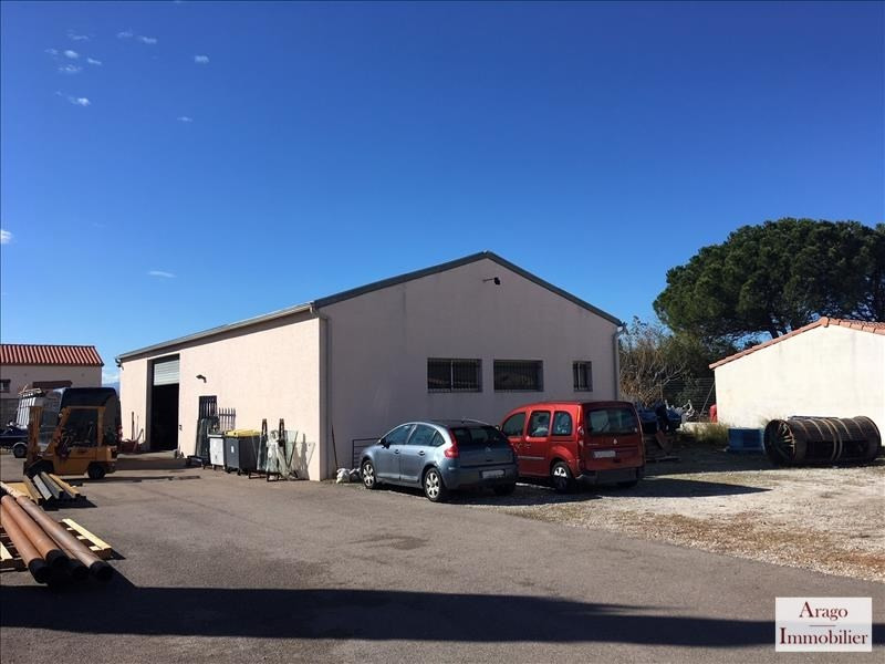 Location local commercial Rivesaltes 1 300€ HT/HC - Photo 1