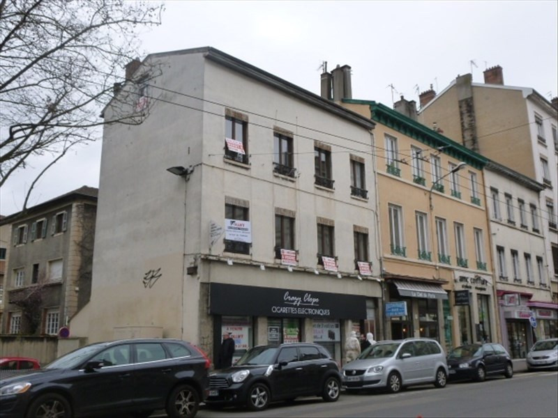 Sale building Villeurbanne 796 900€ - Picture 1