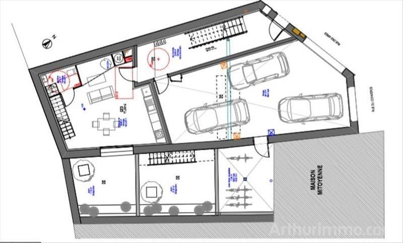 Vente appartement Saussan 210000€ - Photo 5