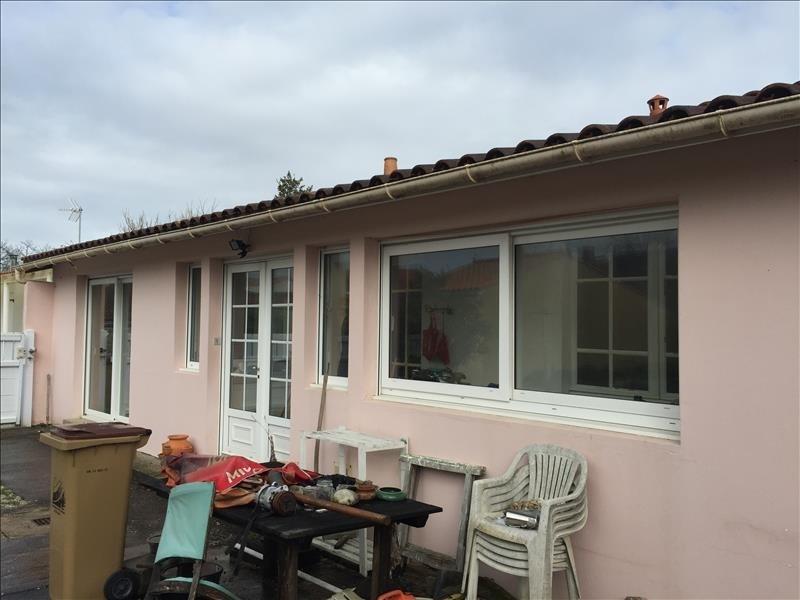 Vente maison / villa Jard sur mer 260000€ - Photo 3