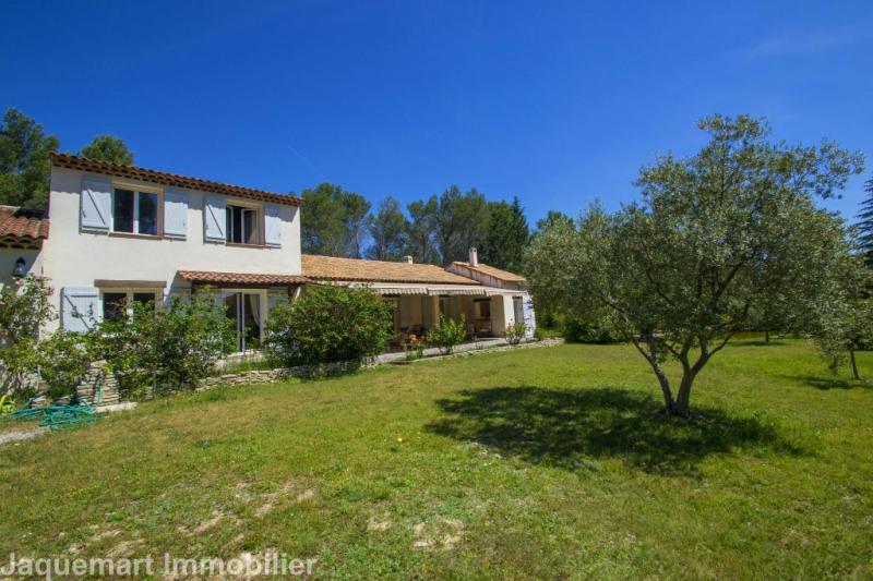 Venta de prestigio  casa Lambesc 877000€ - Fotografía 7