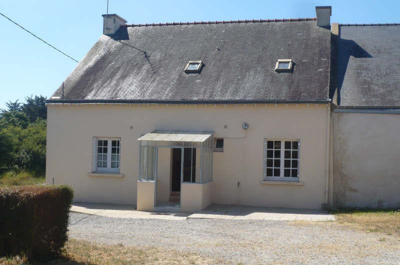 Vente maison / villa Sarzeau 210000€ - Photo 1