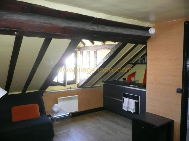 Life annuity apartment Paris 7ème 50000€ - Picture 2