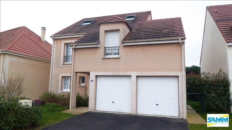 Sale house / villa Lisses 415000€ - Picture 1