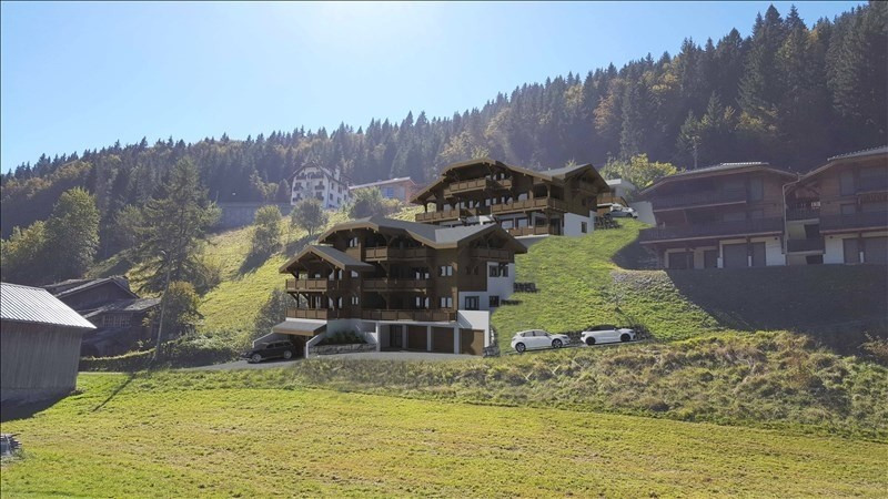 Deluxe sale apartment Morzine 698 000€ - Picture 3