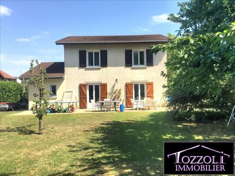 Vente maison / villa St quentin fallavier 289900€ - Photo 6