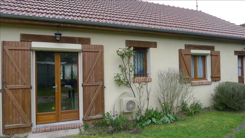 Revenda casa Sennely 159000€ - Fotografia 9