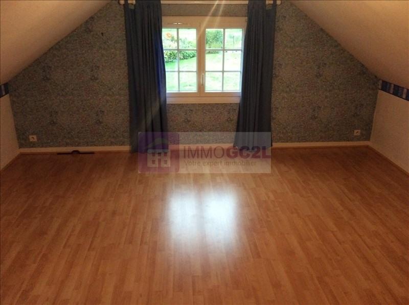 Sale house / villa Spay 249100€ - Picture 8