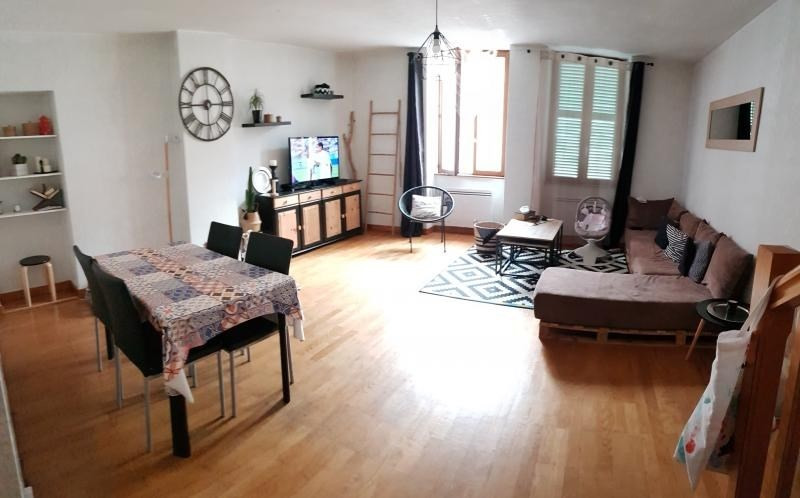 Rental apartment Nantua 620€ CC - Picture 1